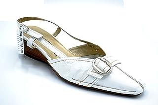734 - Zapato con cuña Abierto detrás