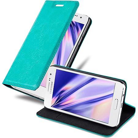 Cadorabo Hülle Für Samsung Galaxy A3 2015 In Petrol Elektronik