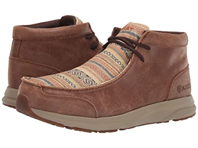 Ariat Spitfire (Wicker/Mustard Navajo) Men