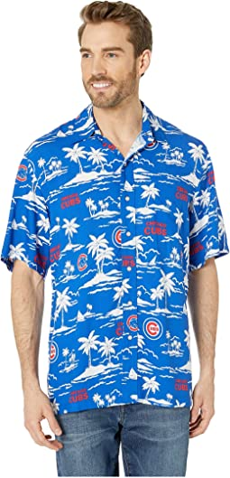 Chicago Cubs Vintage Rayon Shirt