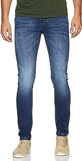 ABOF Men's Straight Fit Jeans