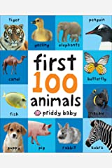 First 100 Animals Kindle Edition