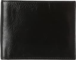 Old Leather Classic 8 Pocket Deluxe Executive Wallet