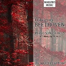 Ludwig van Beethoven: Piano Sonata No. 5 in C Minor, Op. 10, No. 1