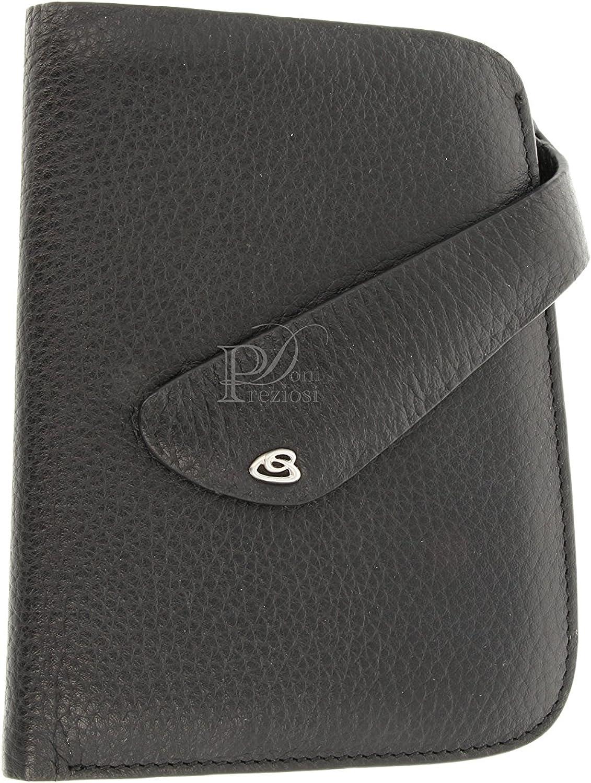 BREIL ,  Damen-Geldbörse schwarz schwarz B06XYMCWWJ