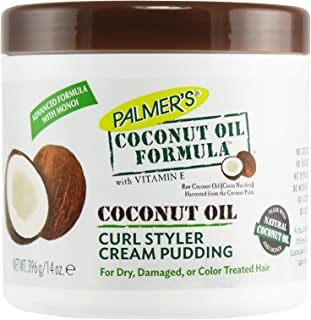 Palmer's Coconut Oil Formula Curl Styler Cream Pudding | 14 ounce