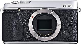 FUJIFILM ミラーレス一眼レフカメラ X-E1 ボディ 1630万画素 シルバー FX-X-E1S
