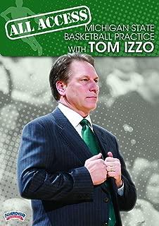 Tom Izzo: All Access Michigan State Basketball (DVD)