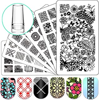 Best nail plate stamp Reviews