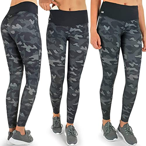 6447bc8cd1fb8 Formbelt Womens Running Tights Long/Workout Pants/Sports Leggings with Integrated  Running Belt for