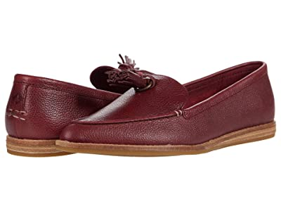 Sperry Saybrook Slip-On Tumbled Leather (Cordovan) Women