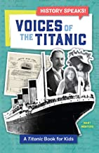 the titanic book for kids