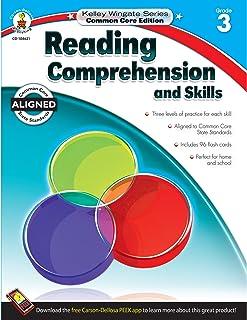 Reading Comprehension and Skills, Grade 3