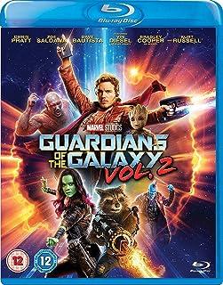 Guardianes del Galaxy Vol. 2 [Blu-ray]