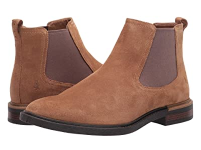 Hush Puppies Davis Chelsea Boot (Chestnut Suede) Men