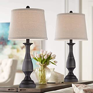 large traditional table lamps