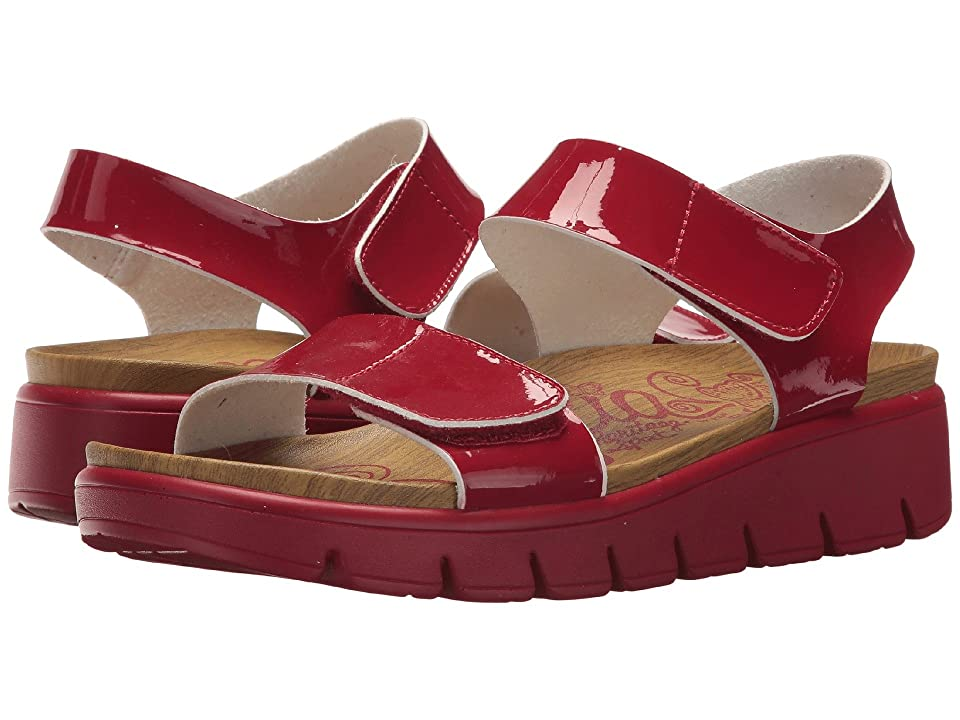 Alegria Playa (Duo Red Patent) Women
