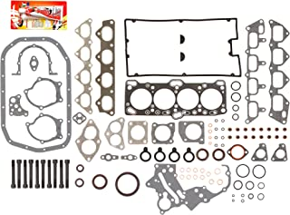 Fits 89-92 Mitsubishi Eagle Plymouth Turbo 2.0 4G63 4G63T Full Gasket Set Head Bolts