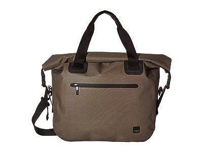 KNOMO London Thames Hampton Tote (Khaki) Tote Handbags