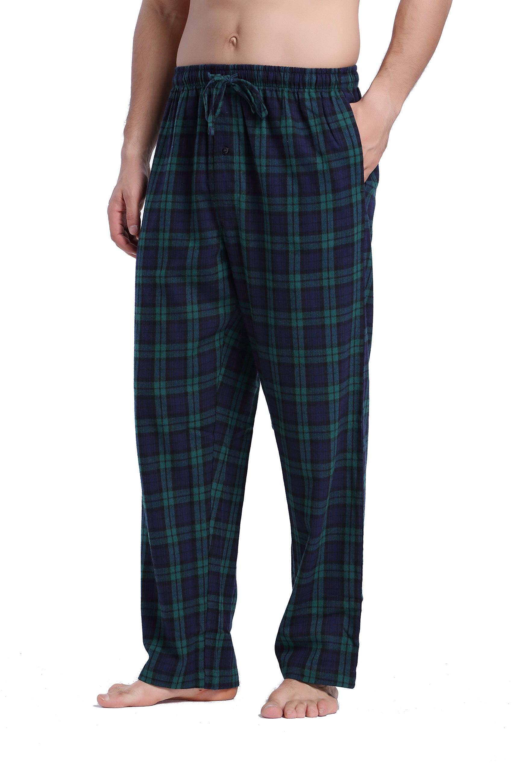 CYZ Cotton Flannel Pajama Pants F17009 L