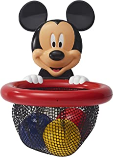 The First Years Disney Baby Shoot and Store Bath Toy, Mickey Mouse