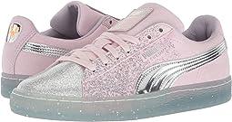 PUMA - PUMA x Sophia Webster Suede Glitter Princess Sneaker