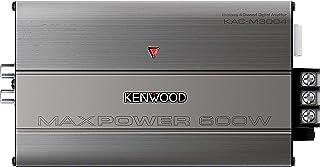 Kenwood KAC-M3004 Compact 4 Channel Digital Amplifier