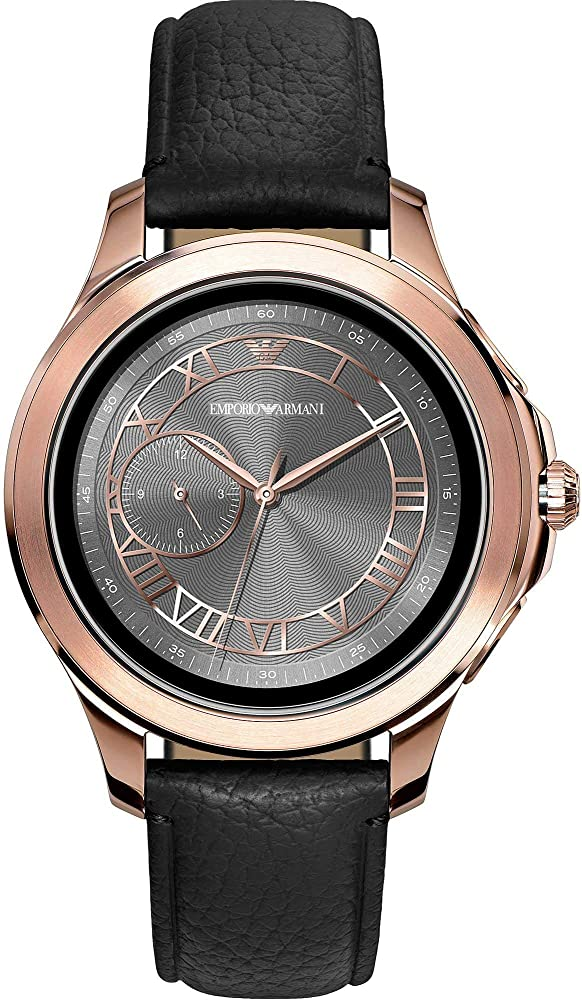 Emporio armani smartwatch uomo digitale ART5012