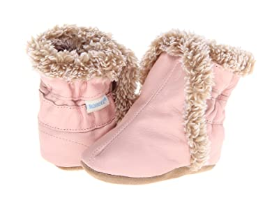 Robeez Classic Bootie (Infant/Todder) (Pink) Girls Shoes