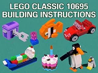 LEGO Classic 10695 Building Instructions