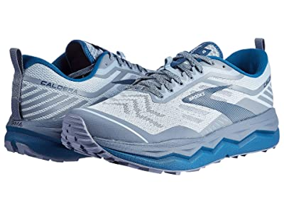 Brooks Caldera 4 (Blue Fog/Poseidon/Grey) Men