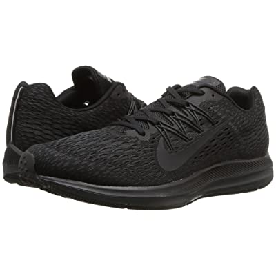 Nike Air Zoom Winflo 5 (Black/Anthracite) Men
