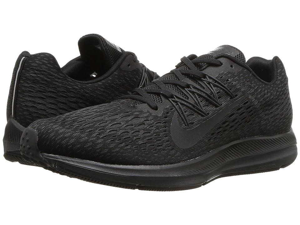 Nike Air Zoom Winflo 5 (Black/Anthracite) Men