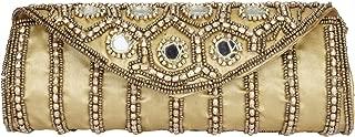 Best antique gold clutch Reviews