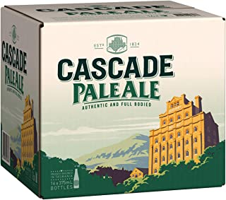 Cascade Pale Ale Beer Case 16 x 375mL Bottles