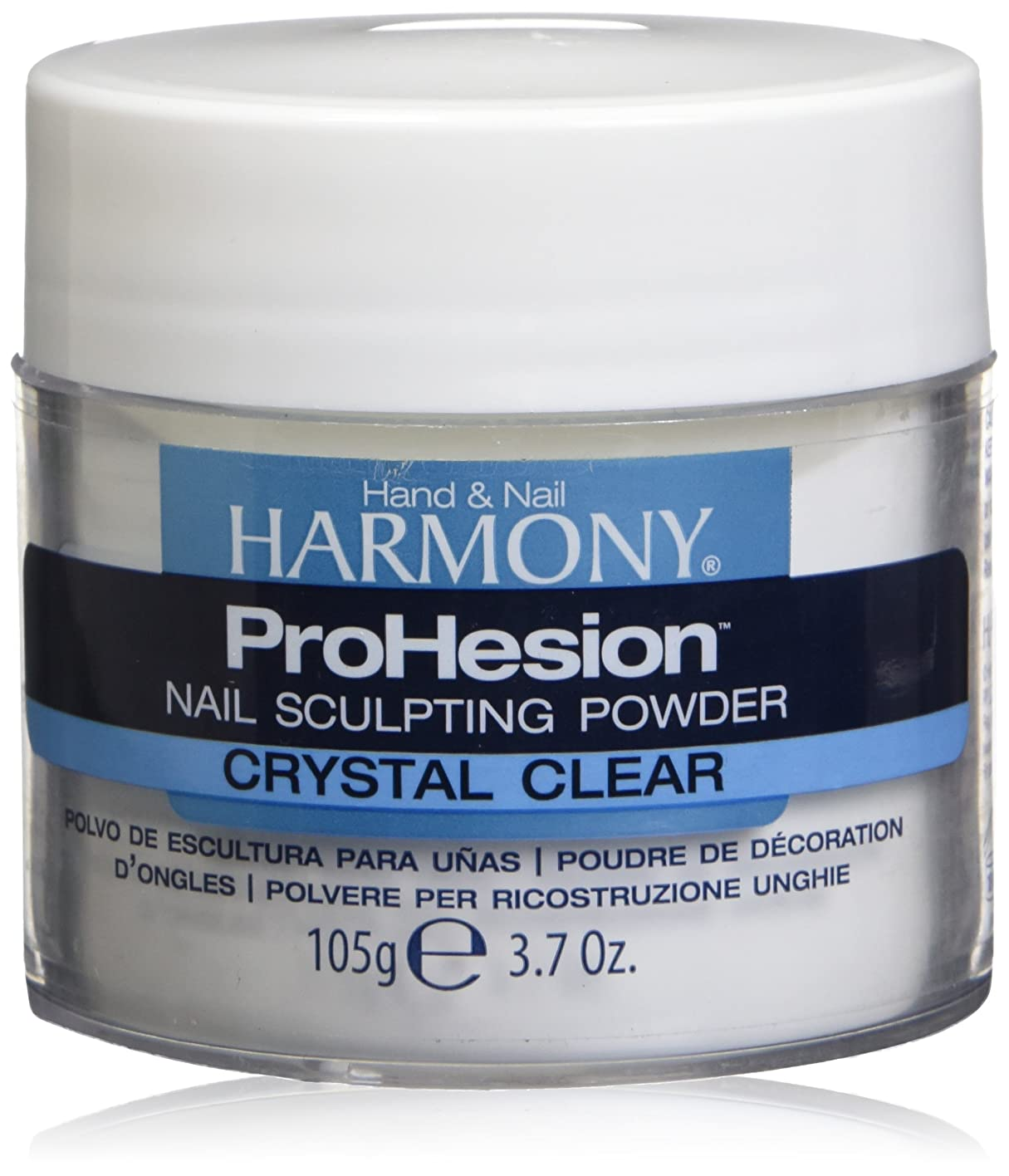 形状混雑キルスHarmony Prohesion Sculpting Powder - Crystal Clear - 3.7oz / 105g