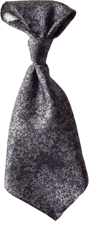 KHKMY Men's Soft Silk Handkerchief | Gray - Made in Italy