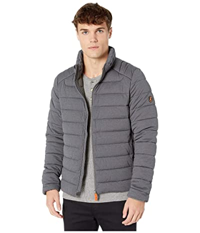 Save the Duck Angy 9 Stretch Jacket (Opal Grey Melange) Men