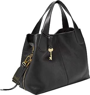Women's Maya Leather Satchel Handbag