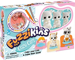 Fuzzikins Cozy Cats Craft Playset
