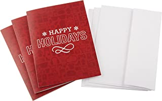 Amazon.com $15 Gift Cards, Pack of 3 with Greeting Cards (Holiday Globe Design)