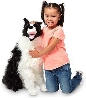 Melissa & Doug  Animal de peluche gigante de perro