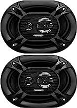 Sound Storm Labs EX369 300 Watt Per Pair 6 x 9 Inch Full Range 3 Way Car Speakers Sold in Pairs photo
