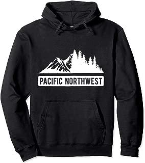 Pacific Northwest Washington Oregon Idaho PNW Lover Hoodie