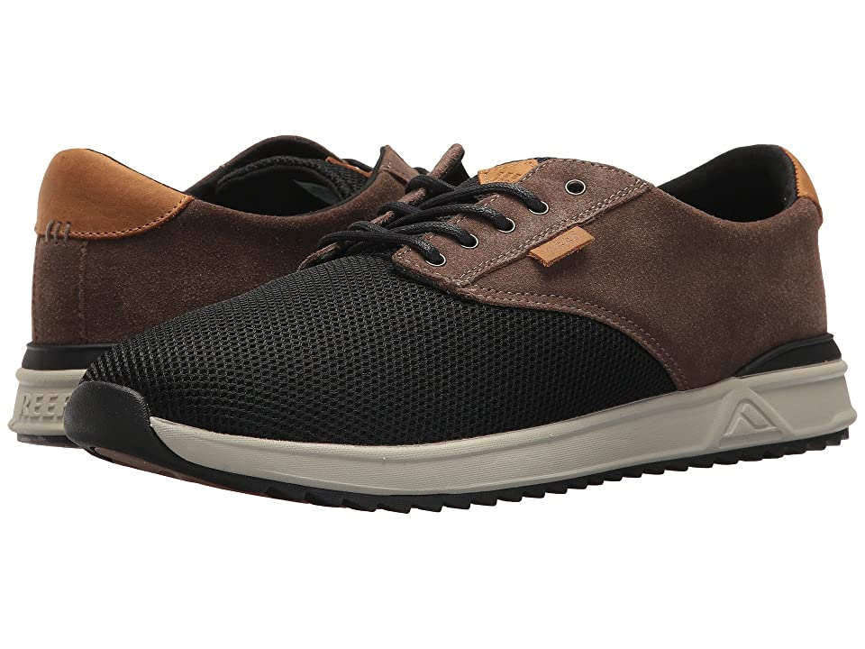 Reef Misson TX (Black/Slate) Men
