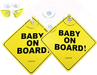 Best fun baby on board sign Reviews