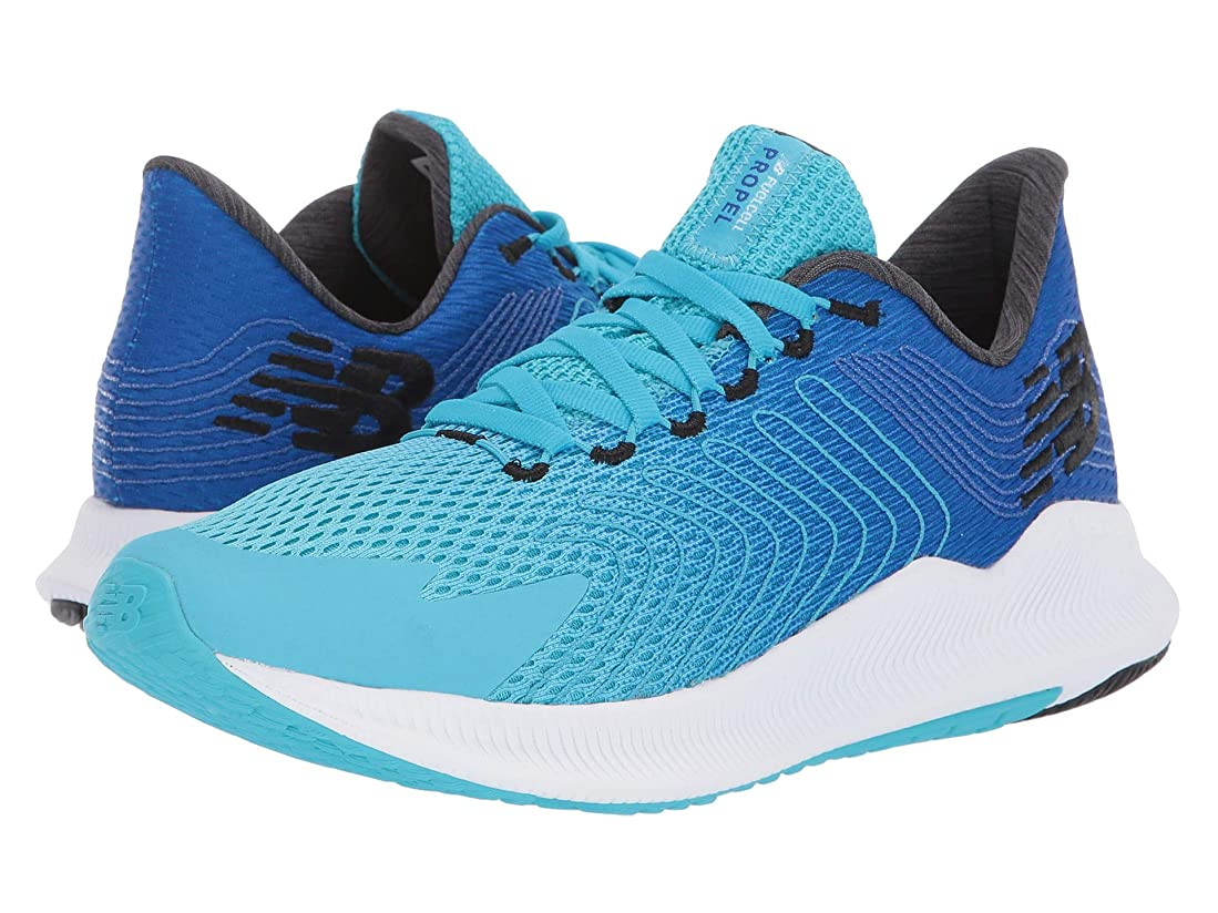 [ニューバランス] レディースランニングシューズ?スニーカー?靴 FuelCell Propel Bayside/UV Blue 7.5 (24.5cm) D - Wide [並行輸入品]