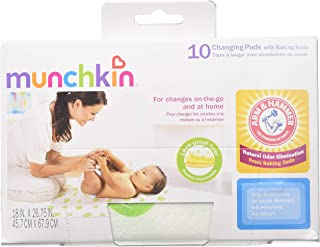 Munchkin Arm & Hammer Disposable Changing Pad - 60 Pack