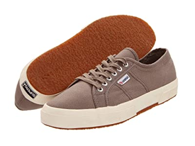 Superga 2750 COTU Classic Sneaker (Mushroom) Lace up casual Shoes