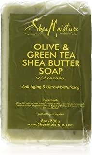 Best shea moisture olive & green tea shea butter soap Reviews